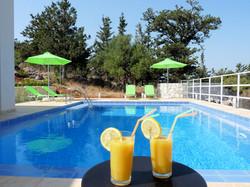 piscine villa hermes