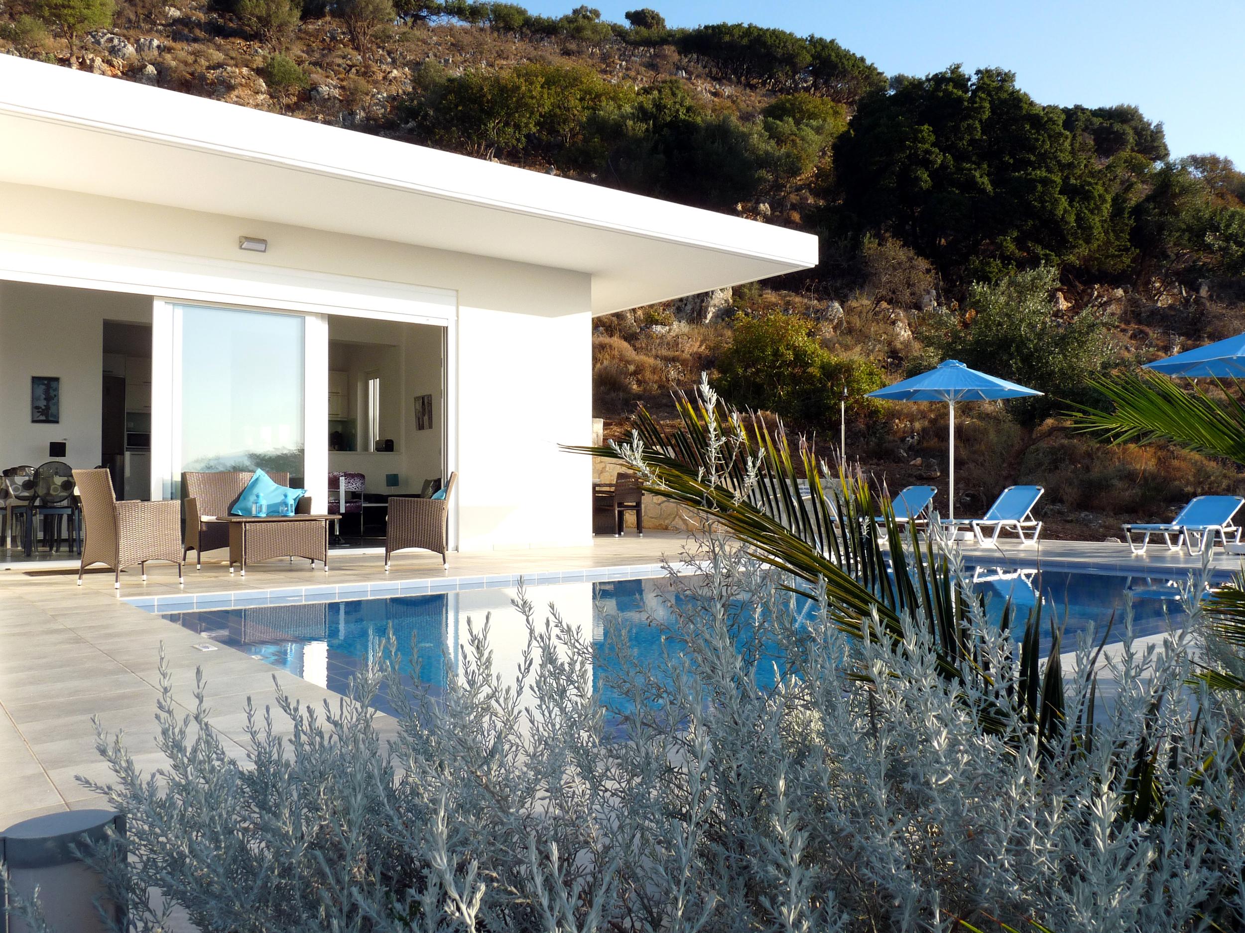 piscine Villa Penelope