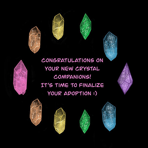 Mysticwing's Adoption