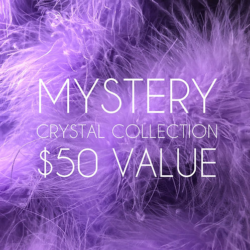 Mystery Crystal Collection