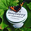 Thumbnail: Wild Raspberry Sun Ripened Sweet Fruit Scented Soy Wax Tin Candle