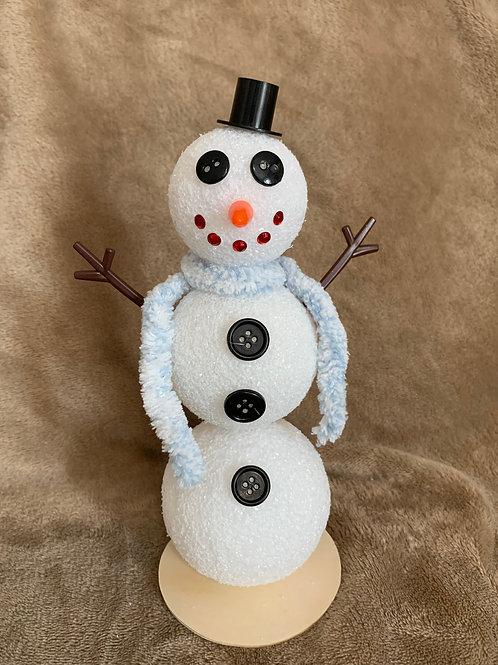 Snowman Kit (Tall Top Hat)