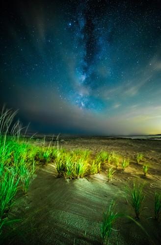 Stars over Cape Cod.