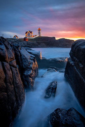 December at Nubble