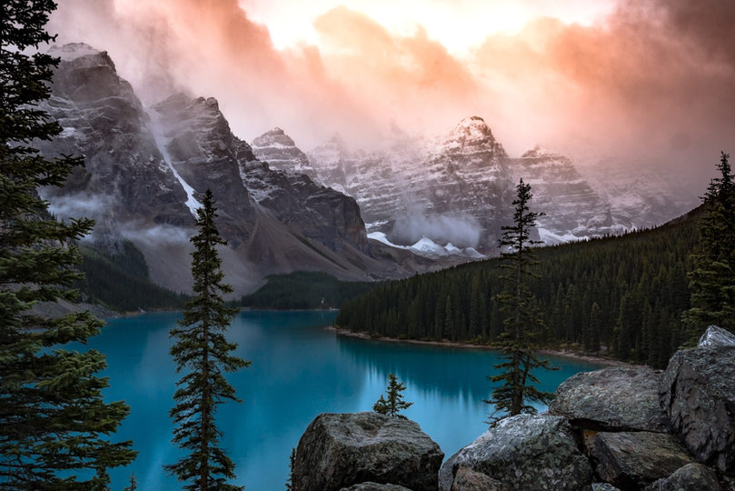 Grandeur of Dawn.