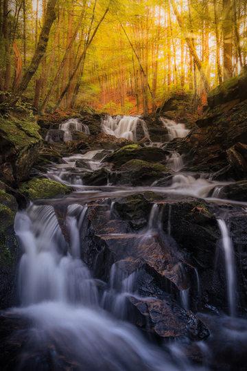 Chandelier Falls.
