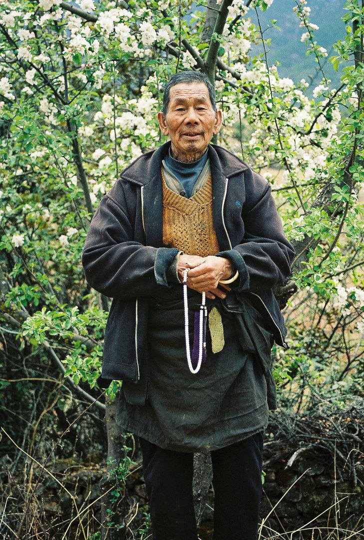 Tibetan Grandfather