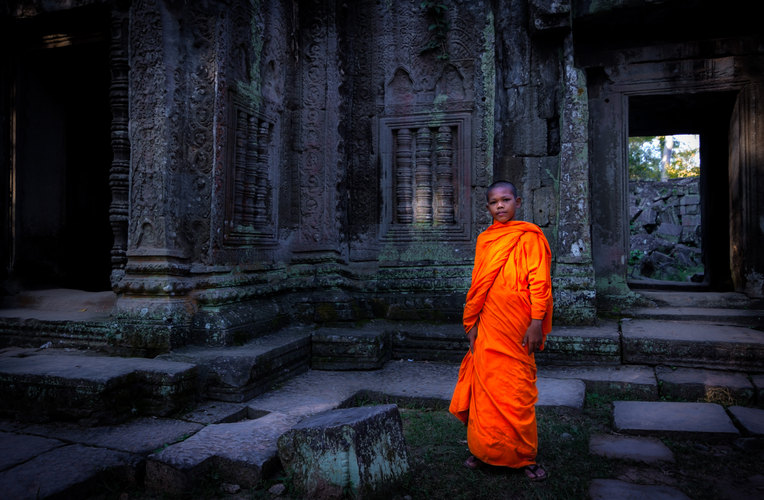 Ancestral Angkor.