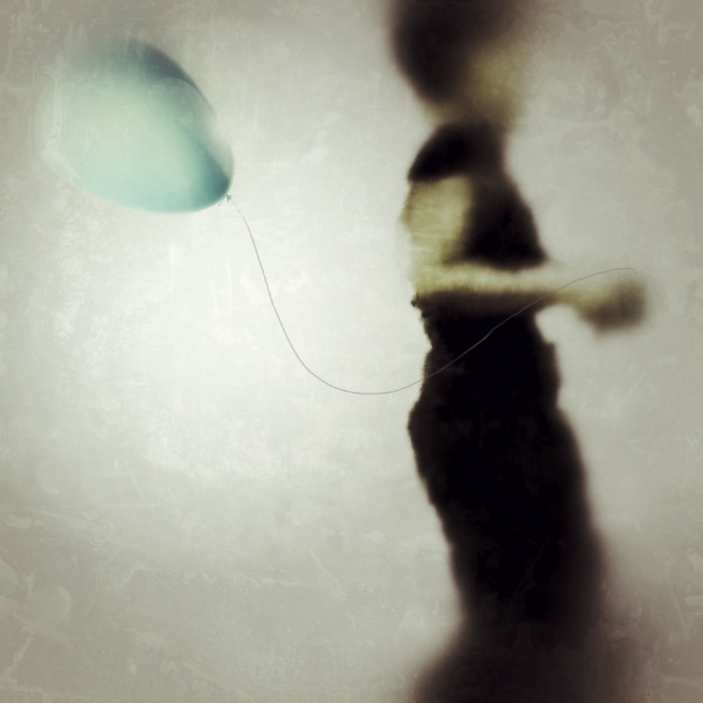 The Girl and Balloon