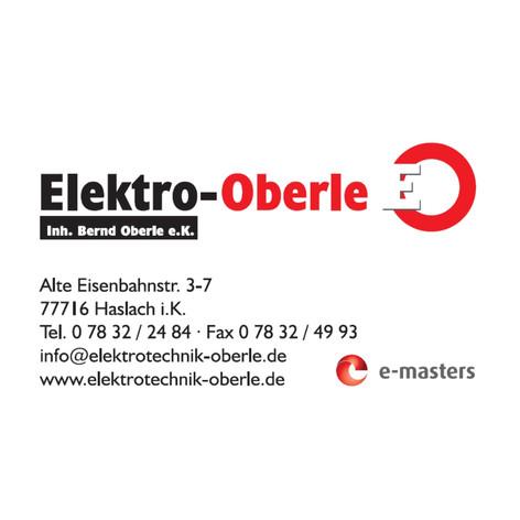 Elektro Oberle, Haslach i.K.