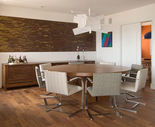 Cadeira design BRNO Mesa Guilli redonda