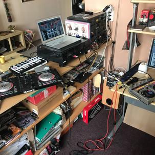 Moje pracovna :-)