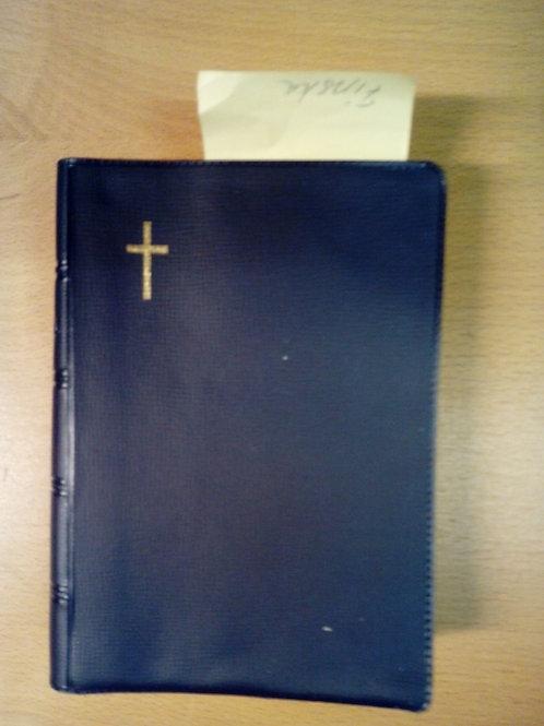 Finsk Bibel stor