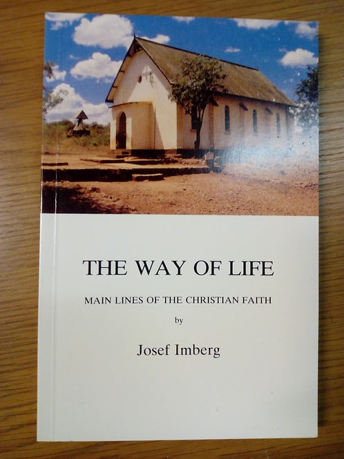 The way of life - Josef Imberg