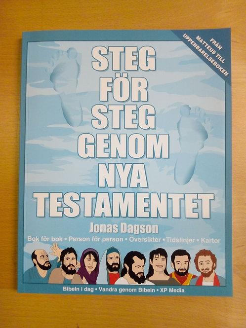 Dagson Jonas, Steg för steg genom Nya testamentet