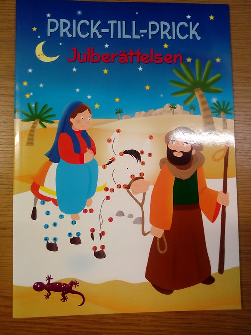 Julberättelsen, klistermärken
