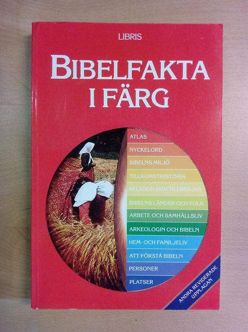 Bibelfakta i färg