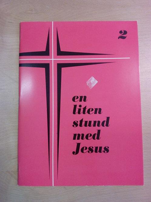 En liten stund Jesus sånghäfte 2