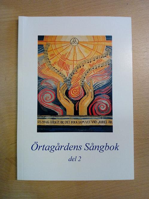 Örtagårdens sångbok 2