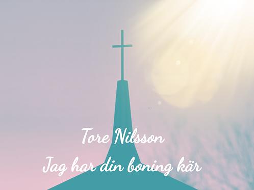 Tore Nilsson - Jag har din boning kär