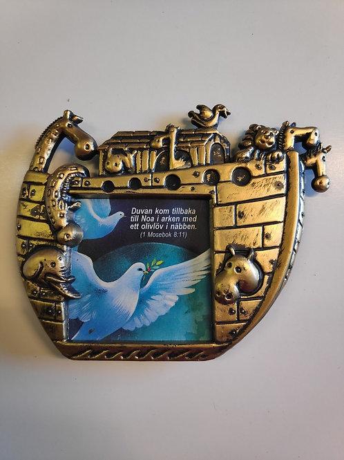 Noas Ark med bibelord