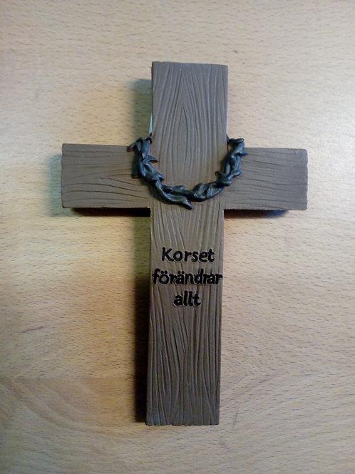Korset förändrar allt