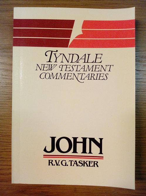 Nya testamentet, kommentarer - John R.V.G Tasker