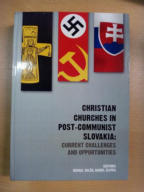 Christian churches in Post-Communist Slovakia