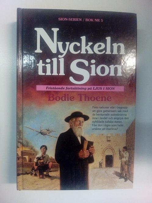 Bodie Thoene - Nyckeln till Sion