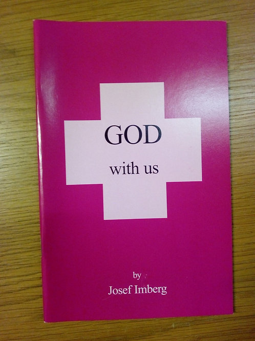 God with us - Josef Imberg