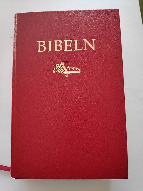 Svenska folkbibeln Röd