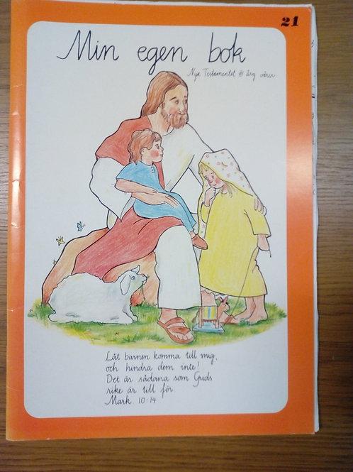 Min egen bok, Namn på Jesus