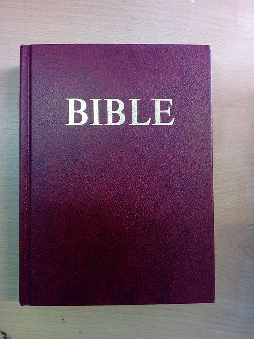 Bibeln på tjeckiska GT+NT Heliga skrifter