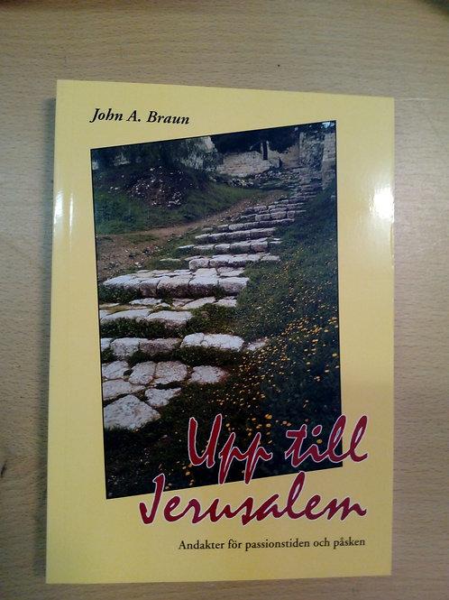 Upp till Jerusalem - Nyström K