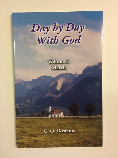 Day by Day with God - Volume 3 March