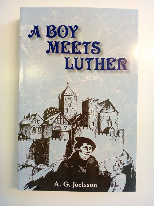 A boy meets Luther - Joelsson