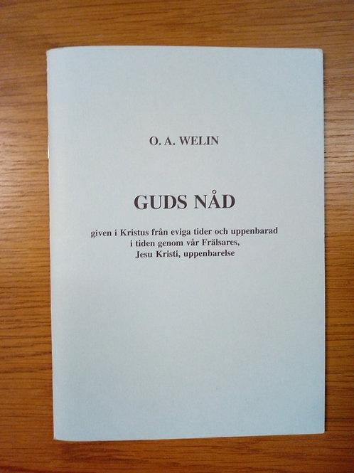 Welin, Guds nåd