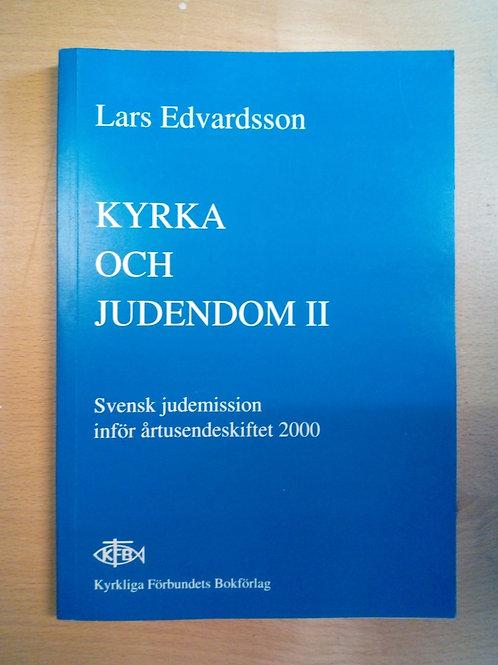Kyrka och judendom II