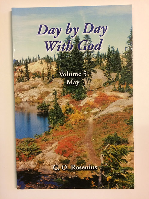 Day by Day with God - Volume 5 May