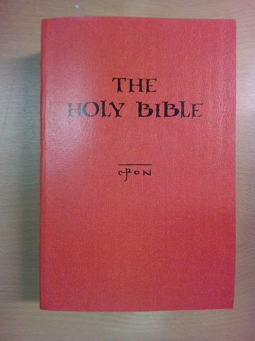 The Holy Bible, an American translation