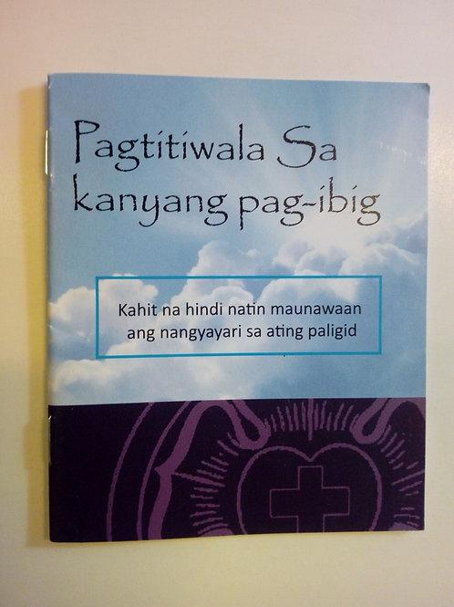 Tro på hans kärlek ( filippinska )