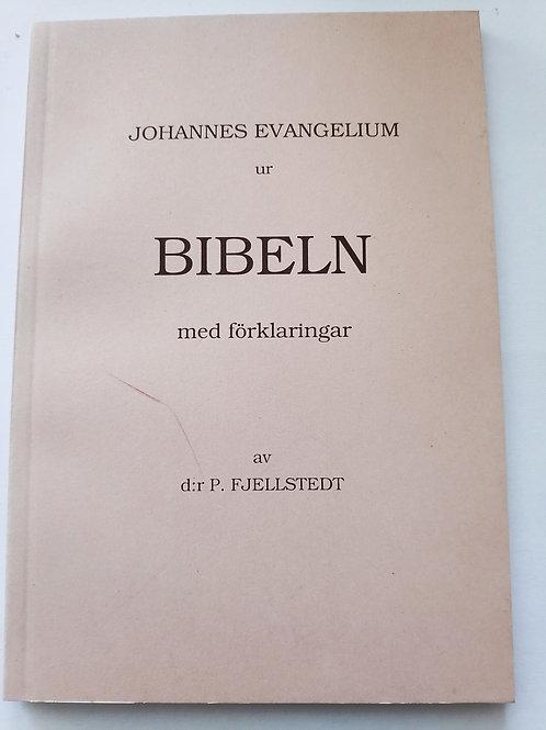 Bibelförklaringar, Johannesevangelium - P. Fjellstedt