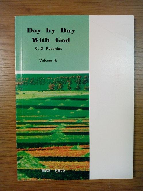 Dagbetraktelsen Juni - C.O. Rosenius (engelska)