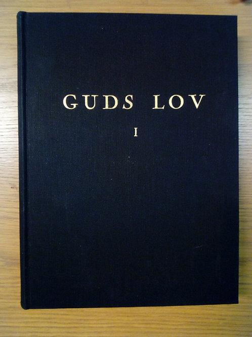 Guds Lov, musikbok, svart del 1