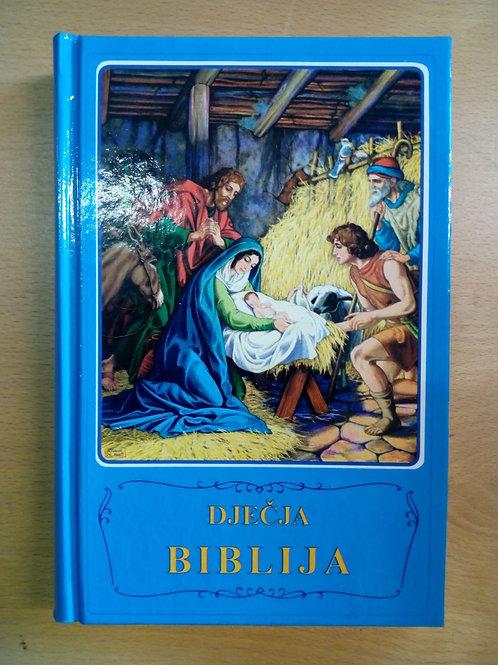 Barnbibel på Kroatiska