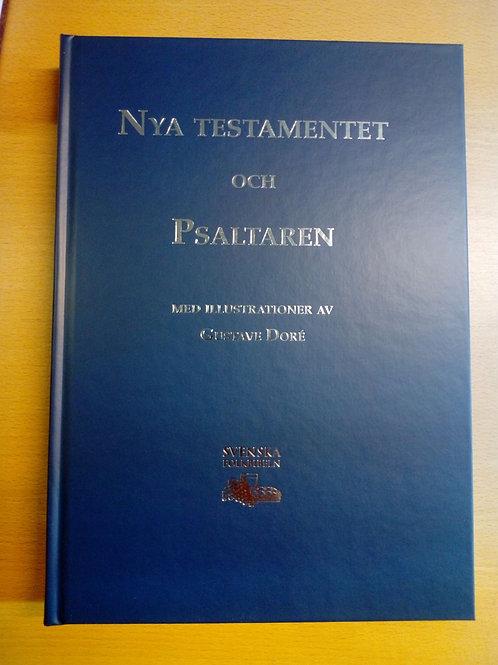 Nya Testamentet 2015 och Psaltaren + illustrationer
