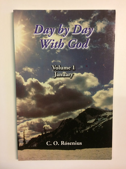 Day by Day with God - Volume 1 January