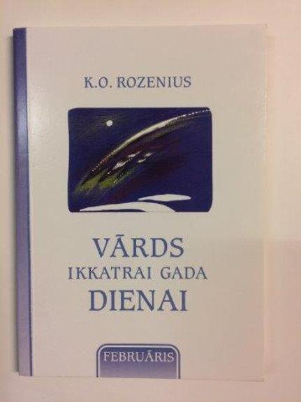 C.O Rosenius - Lettiska Dagbetraktelser