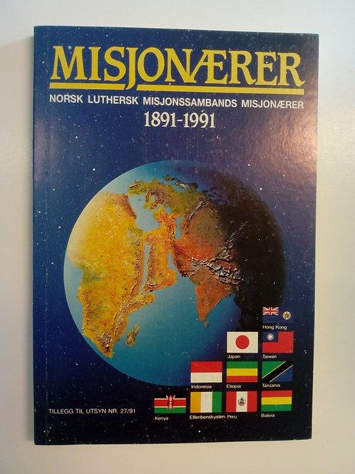 Missionärer - Norsk luthersk missionssamband