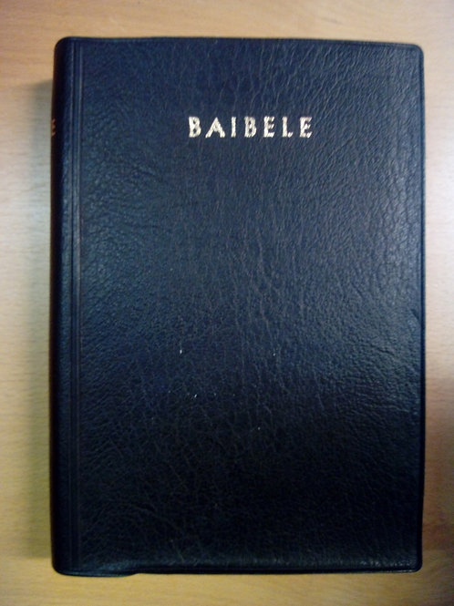 Bibel, Bemba